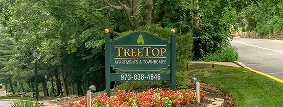 Nearby property Tree Top Apartments