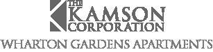 Wharton Gardens Apartments logo